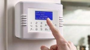 Alarmsysteem leasen